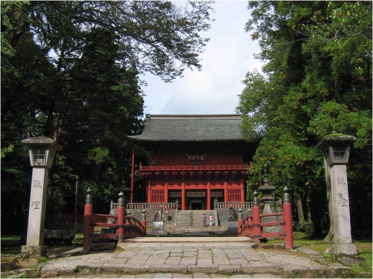 津軽の奥日光岩木山神社と高照神社めぐりとマタギ飯